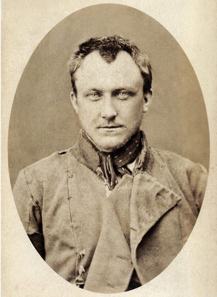 Morderen Anders Nielsen Sjællænder