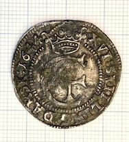 gammel mønt